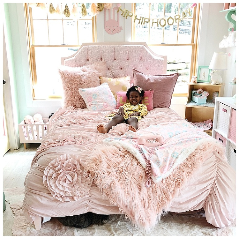 Libby\'s Big Girl Bedroom - Live Sweet