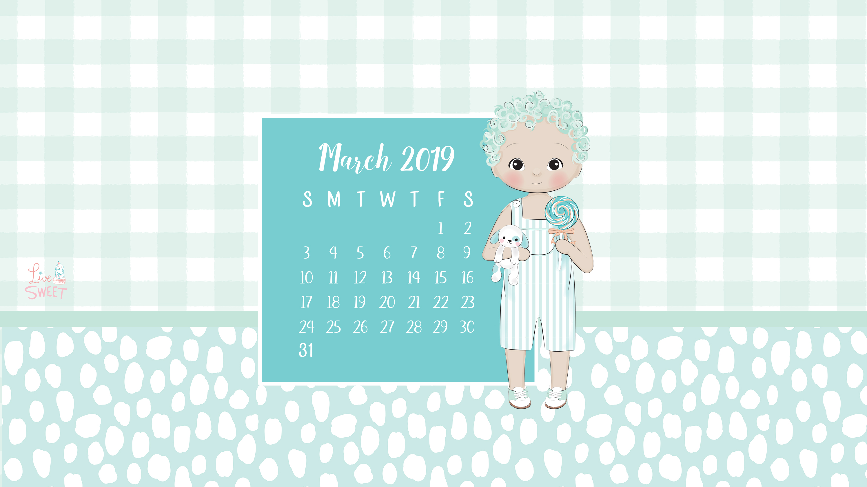 March 2019 Free Wallpapers Live Sweet