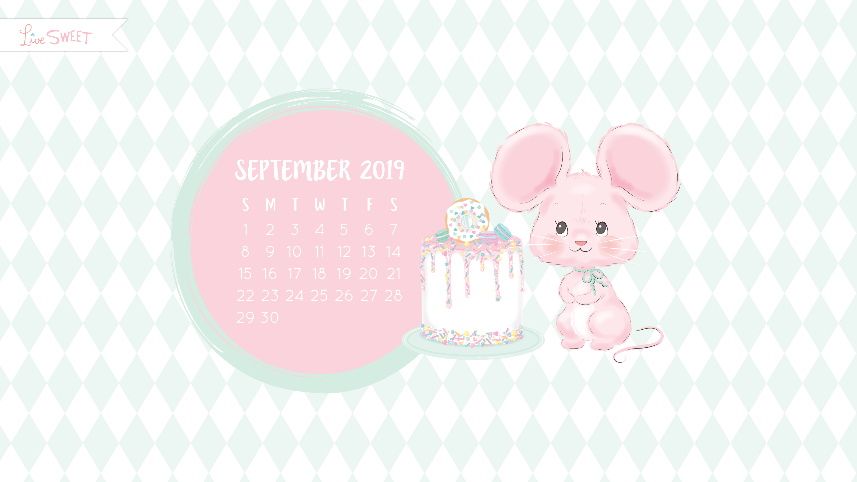 September 2019 Free Wallpapers Live Sweet